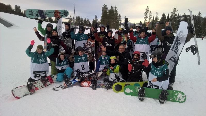 Årsmøte Funkis Snowboardklubb